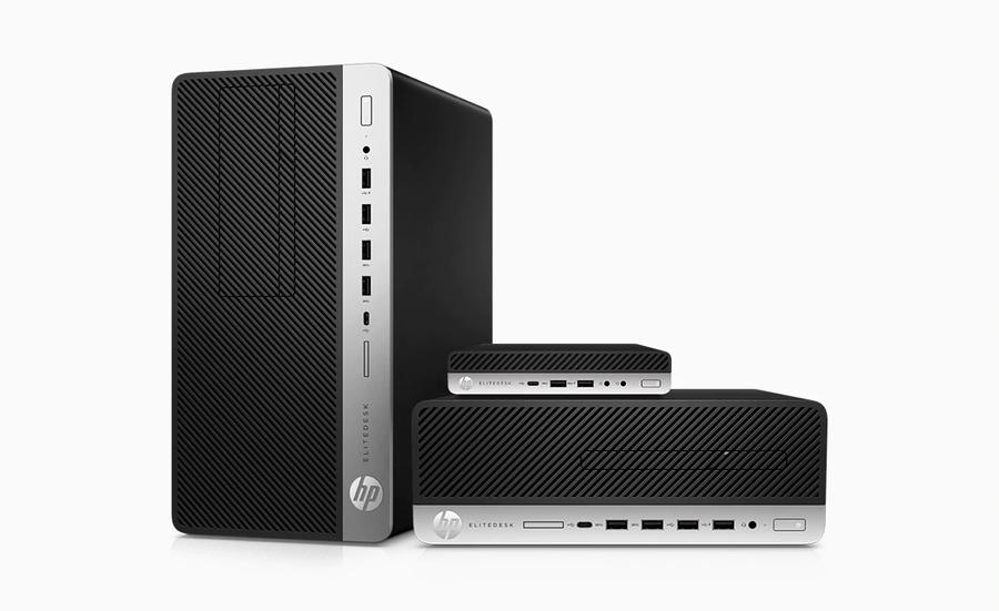 HP EliteDesk 800 series